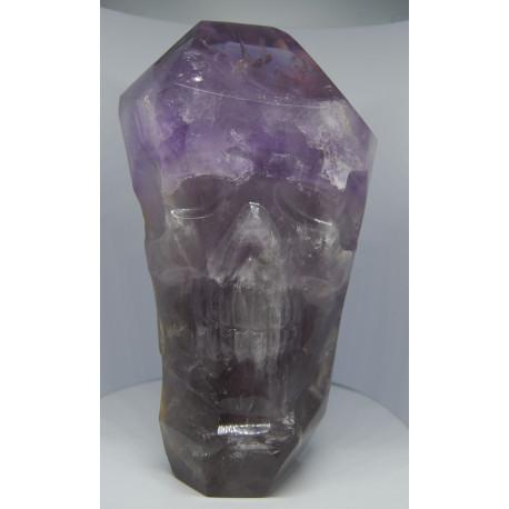 Skull amethist